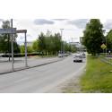 Ny vattenledning längs Norrmalmsgatan