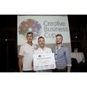 Heroic Sport ApS fra Sønderborg er vinder af årets nationale Creative Business Cup-finale