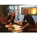 Katja Blomdahl: att vara mentor är roligt och givande