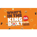 """Case Study: Burger King - IDOOH """"What's in the King Box"""" Digital OOH campaign"""