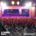 Vitamin Well törstsläckare åt 75 000 deltagare i Midnattsloppet