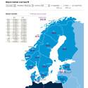 Status strømmarkedet mandag 29.04.2013