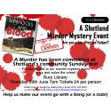 Bannocks & Blood murder mystery event