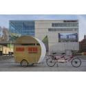 Världskulturmuseet lanserar cyklande utställning