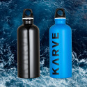 KARVE og SIGG går sammen for øke oppmerksomheten rundt vann og plastforbruk