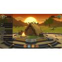 Catan Universe Screenshot Menü