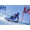 Premiär för alpina världscupen på Eurosport