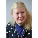 Bricken räddade Vibeke Olssons författarskap - nu kommer hon till Kvissleby bibliotek