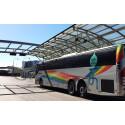 Flygbussarna uppmärksammar Earth Day!
