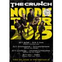 The Crunch - Nordic tour i September