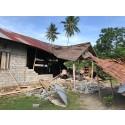 Total förödelse i Palu och Dongala. Foto: Plan International Indonesia