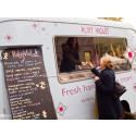 Skånsk street food till alla schlagerfans