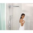 ShowerSelect termostater nu med glasoverflade