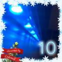 Lucka 10: Nobeldagen och blå lysdioder
