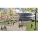 Byggstart för ny central högstadieskola