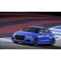 Exklusive Testfahrt auf Audi MediaTV: Der Audi A3 clubsport quattro concept