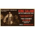 King Salami & The Cumberland Three LIVE at The Lexington | Punk Rock Blues and Dirty Water Records