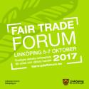 Mobiltelefoner, kläder och mat heta ämnen under Globala Linköping och Fair Trade Forum
