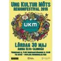 Ung Kultur Möts – Regionfestival i Alingsås 30-31 maj