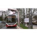 Laddning av elbussar