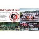 HuFF-gala nr 5! Fredag 13 november på Radjos med närodlade passionerade hemliga gäster!