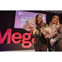 Svenska Dagbladet och Margaux Dietz vinnare i årets MegAward
