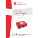 """Neue Broschüre der Deutschen Alzheimer Gesellschaft: """"Demenz. Das Wichtigste"""""""