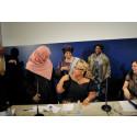 Kvinna till Kvinna på fredsprismöte
