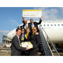 Vueling launches first flight from London Luton to Barcelona