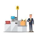 Innebär obemannade butiker färre anställda?