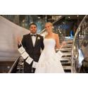 Romantikk til havs – nå kan norske par gifte seg ombord på cruiseskip