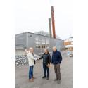 Solör Bioenergi växer vidare genom fjärrvärmen i Bollebygd