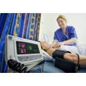 Blodtryck och puls mäts för SCAPIS-studien
