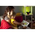 Philips och Disney skapar sagolik, interaktiv belysning för barn