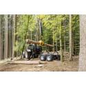 Trejon lanserar sina hittills största och kraftigaste skogsvagnar
