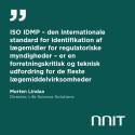 NNIT og Informatica indgår internationalt samarbejde inden for life sciences