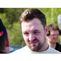 Rookien Emil ska försvara mästerskapsledningen i V8TC