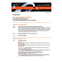 Program IPI:s årskongress 2011