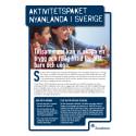 Aktivitetspaket - Nyanlända i Sverige
