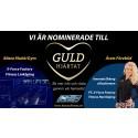 X-Force dubbelt nominerade till Guldhjärtat!