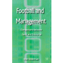"""Bokrelease: """"Fotboll och Management""""- jämförelser mellan sport och näringsliv"""