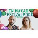 En Maxad Festivalpodd 2017