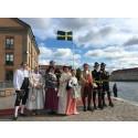 """""""Worlds Best Cruise Ship"""" på besök i Karlskrona"""