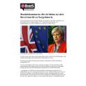 Handelskammaren efter brittiska nyvalet: Brexit kan bli en Norgehistoria