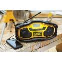 STANLEY® introduit la radio FatMax® Bluetooth® sur les chantiers