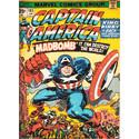 "Canvastavla ""Marvel Captain America"""