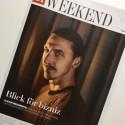 """""""Nu ska vi ta över världen"""" – Zlatan Ibrahimovic om sitt samarbete med Vitamin Well i Di Weekend"""