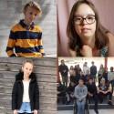 Finalisterna i Årets Nätängel Junior 2018