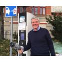 Gävle Energi bygger 166 nya laddplatser under 2017