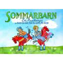 Ett pedagogiskt evenemang för lågstadieelever: Sommarbarn - en musiksaga av Robin Rhodin, Toni Rhodin & Per Åhlin